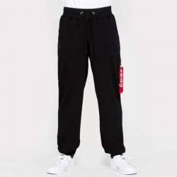 Pánske tepláky Alpha Industries X-Fit Slim Cargo Pant Black #1