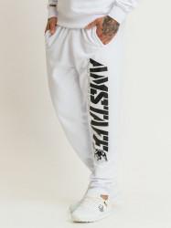 Pánske tepláky Amstaff Logo 2.0 Sweatpants white Size: 3XL