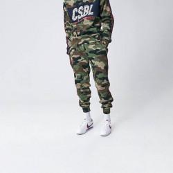 Pánske tepláky Cayler & Sons Black Label WCWW Sweatpants woodland camo Size: XL