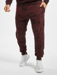 Pánske tepláky Just Rhyse / Sweat Pant Ten Sleep in red Size: 3XL