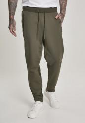 Pánske tepláky URBAN CLASSICS Military Sweatpants olive