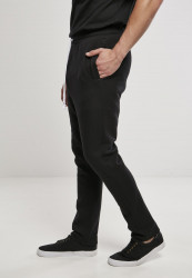 Pánske tepláky Urban Classics Organic Low Crotch black #1