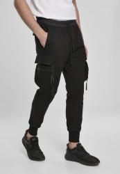 Pánske tepláky URBAN CLASSICS Tactical Sweat Pants black