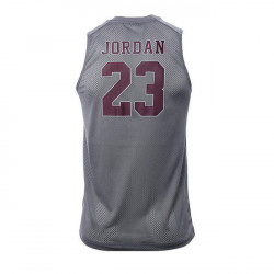 Pánske Tielko Air Jordan Rise Basketball Tanktop Red
