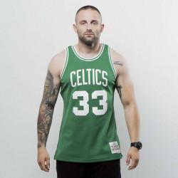 Pánske tieľkoMitchell & Ness Boston Celtics - Larry Bird green Swingman Jersey