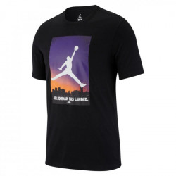Pánske tričko Air Jordan 23 T-shirt Black