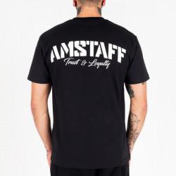 Pánske tričko Amstaff Gerros T-Shirt - schwarz #1