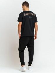 Pánske tričko Amstaff Logo 2.0 T-Shirt - schwarz #3