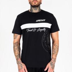 Pánske tričko Amstaff Okus T-Shirt - schwarz Size: 3XL