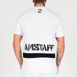 Pánske tričko Amstaff Okus T-Shirt - weiß Size: 3XL #1