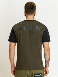 Pánske tričko Amstaff Rekas T-Shirt Size: 3XL #1