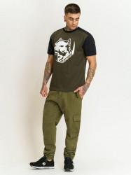 Pánske tričko Amstaff Rekas T-Shirt Size: 3XL #2