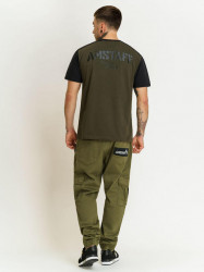 Pánske tričko Amstaff Rekas T-Shirt Size: 3XL #3