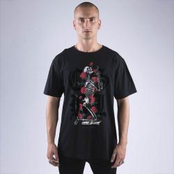 Pánske tričko Cayler & Sons BLACK LABEL t-shirt CSBL Arise Tee black Size: XL