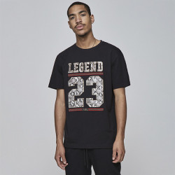 Pánske tričko Cayler & Sons BLACK LABEL t-shirt CSBL Constrictor Tee black Size: 2XL