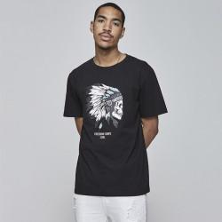 Pánske tričko Cayler & Sons BLACK LABEL t-shirt CSBL Freedom Corps Tee black Size: 2XL