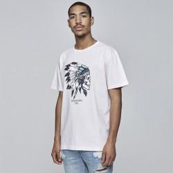 Pánske tričko Cayler & Sons BLACK LABEL t-shirt CSBL Freedom Corps Tee pink Size: 2XL