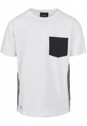 Pánske tričko Cayler Sons CSBL Yin Yang Semi Box Farba: white/black,