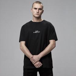 Pánske tričko Cayler & Sons t-shirt Black Label Order Tee black Size: XL