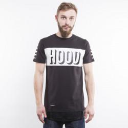 Pánske tričko Cayler & Sons t-shirt Hood Love Long black / white Size: XL