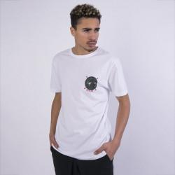 Pánske tričko Cayler & Sons WHITE LABEL t-shirt WL Rule The World Tee white/mc