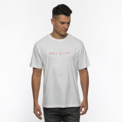 Pánske tričko Cayler & Sons WL Ball Is Life Tee white/mc Size: XL