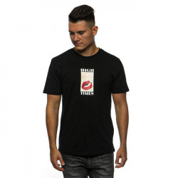 Pánske tričko Cayler & Sons WL High Times Tee black/mc Size: L