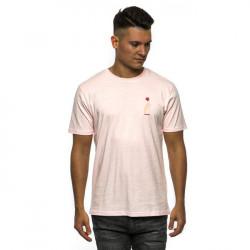 Pánske tričko Cayler & Sons WL Love Me Not Tee pale pink/mc Size: L