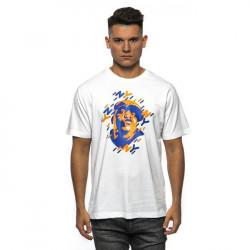Pánske tričko Cayler & Sons WL NY NY Tee white/mc Size: 2XL