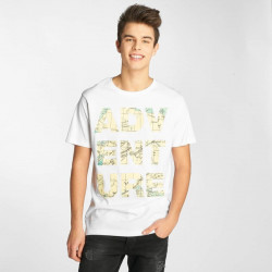 Pánske tričko Just Rhyse / T-Shirt Mud Bay in white Size: 3XL