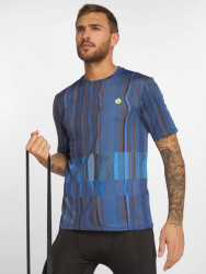 Pánske tričko Just Rhyse / T-Shirt Mudgee Active in blue Size: L