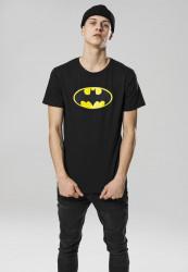 Pánske tričko MERCHCODE Batman Logo Farba: black, Grösse: XXL