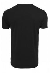 Pánske tričko MERCHCODE Godfather Portrait Tee Farba: black, #1