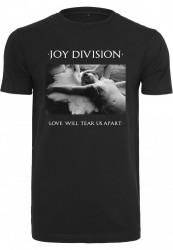 Pánske tričko MERCHCODE Joy Division Tear Us Apart Farba: black, Grösse: XXL