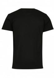 Pánske tričko MERCHCODE Mickey Mouse After Show Tee Farba: black, Grösse: XXL