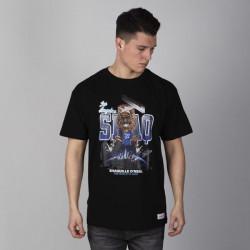 Pánske tričko Mitchell & Ness Twism SS Tee Shaquille ONeal black