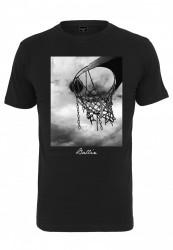 Pánske tričko MR.TEE Ballin 2.0 Tee Farba: black,