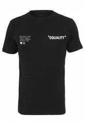 Pánske tričko MR.TEE Birth Place Earth Tee Farba: black, Grösse: XXL