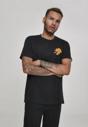 Pánske tričko MR.TEE Chinatown Tee Farba: black,