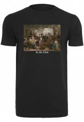 Pánske tričko MR.TEE Club Tee Farba: black,