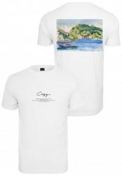 Pánske tričko MR.TEE Cozy Tee Farba: white,