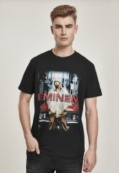 Pánske tričko MR.TEE Eminem Retro Car Tee Farba: black,
