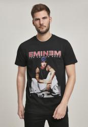Pánske tričko MR.TEE Eminem Seated Show Tee Farba: black,