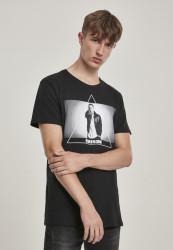 Pánske tričko MR.TEE Eminem Triangle Tee Farba: black,