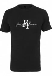 Pánske tričko MR.TEE FY Tee Farba: black,