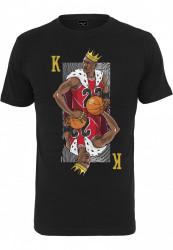 Pánske tričko MR.TEE King Mike Tee Farba: black,
