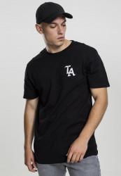 Pánske tričko MR.TEE LA Tee Farba: black/gold,
