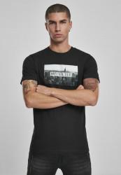 Pánske tričko MR.TEE Mister Tee Skyline Tee Farba: black,