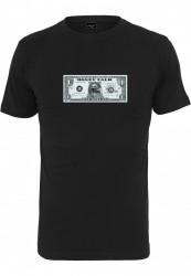 Pánske tričko MR.TEE Money Guy Tee Farba: black,