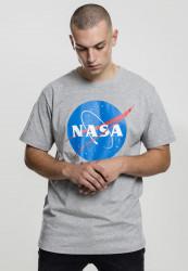 Pánske tričko MR.TEE NASA Tee Farba: heather grey,